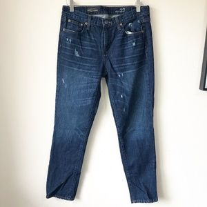 J Crew | Broken in Boyfriend Jeans